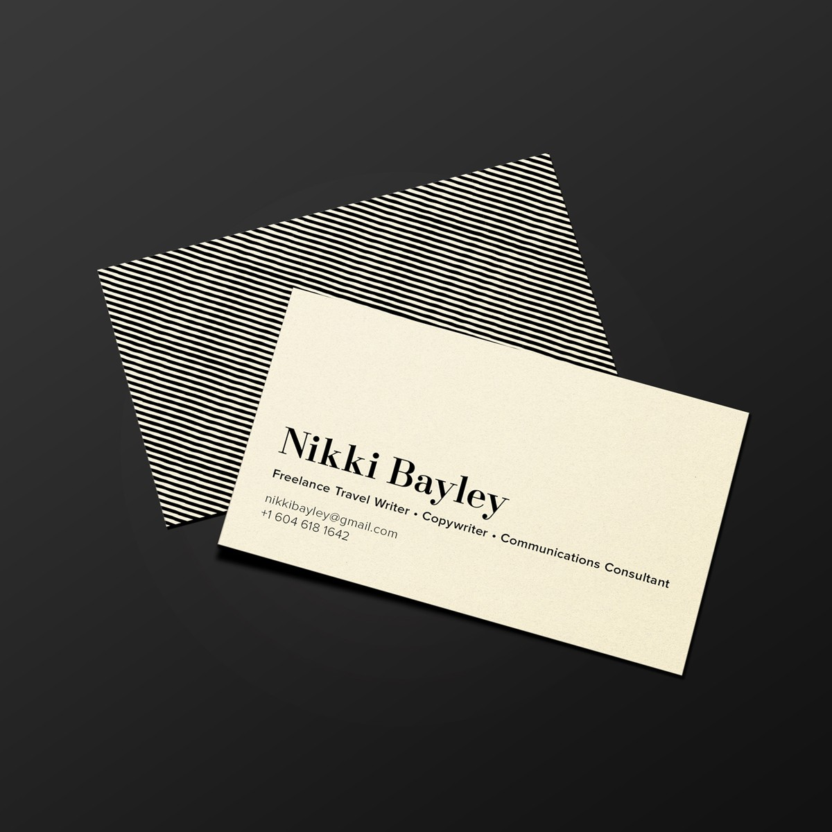 Miscellaneous Business Card Designs - Pulp & Pixel