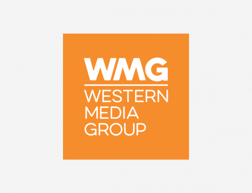 Western Media Group Logo Design