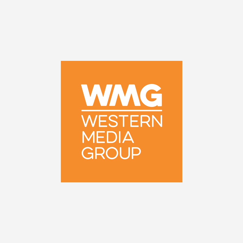 Western Media Group Vancouver Logo Design