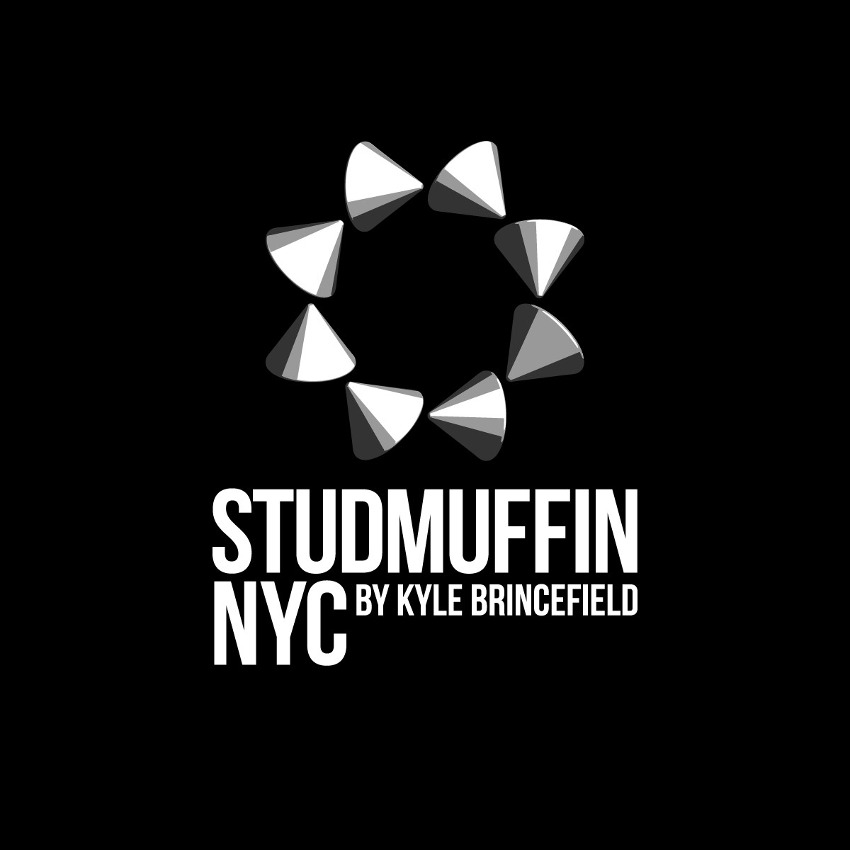 Studmuffin NYC Logo Design
