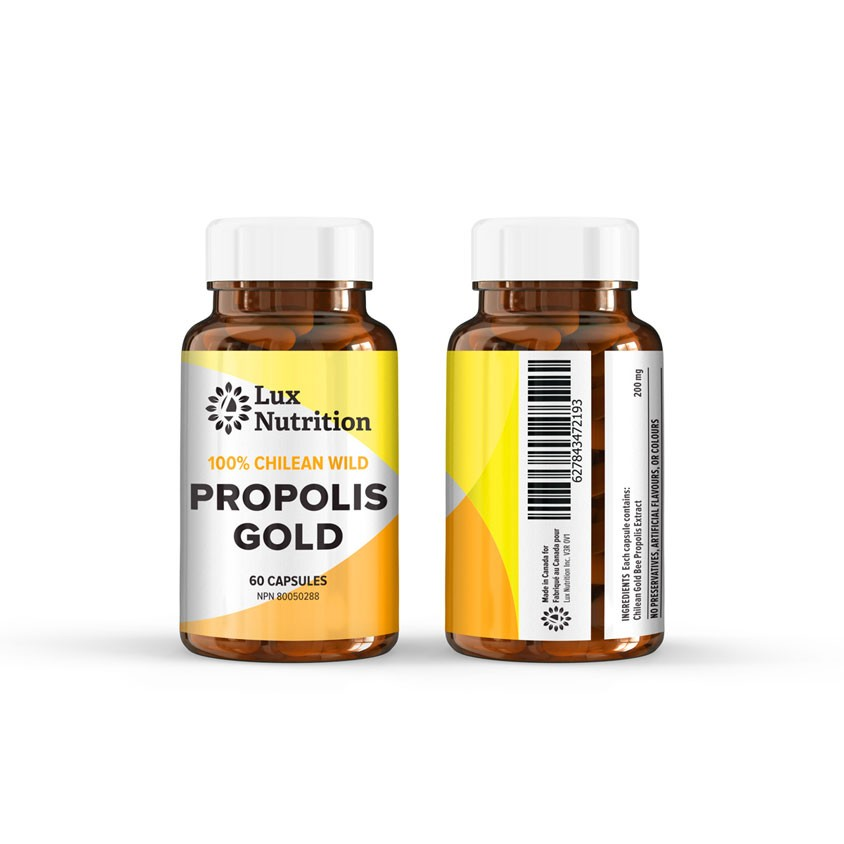 Packaging Label Supplements Design