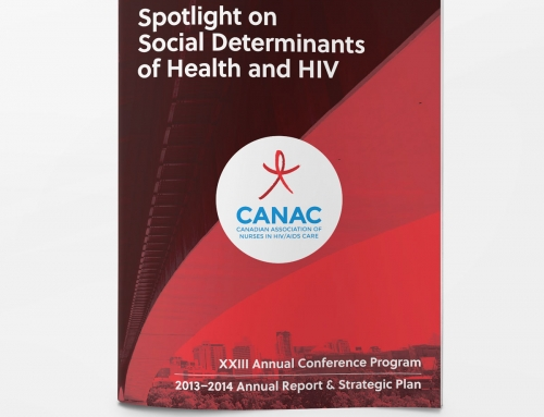 CANAC Conference Program + Annual General Report Design
