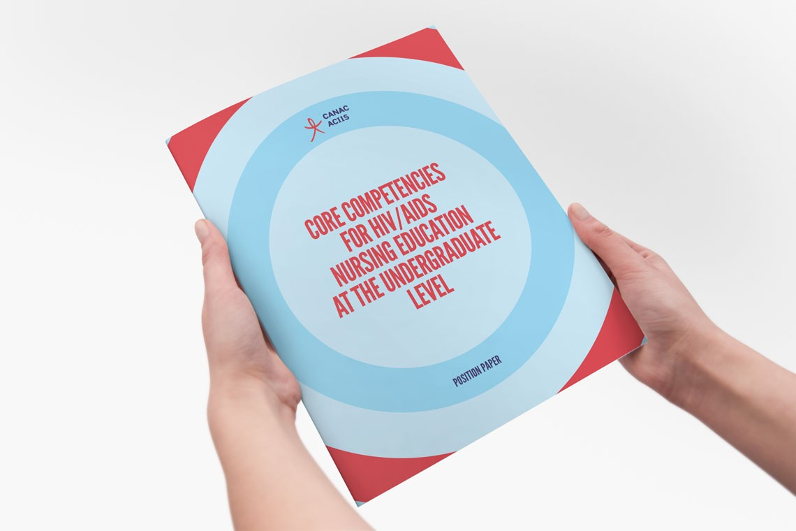 ore Competencies for HIV/AIDS Nursing Education at the Undergraduate Level CANAC Publication Design
