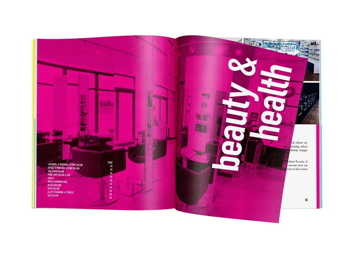 Gem City Guide Vancouver Graphic Design