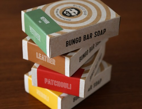 Packaging Design for Bungo Bar