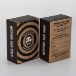 Bungo Bar Soap Packaging Montreal by Pulp & Pixel