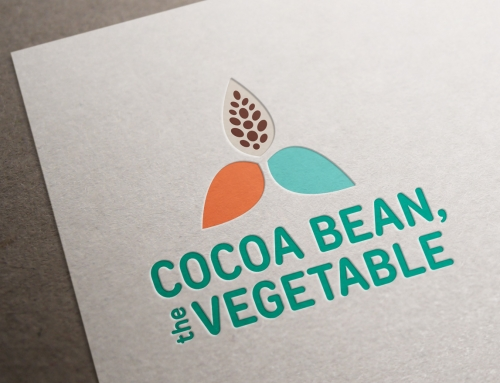 Logo Design for Cocoa Bean, the Vegetable