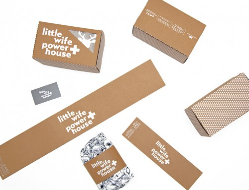 Logo & Packaging Design: Little Wife Power House