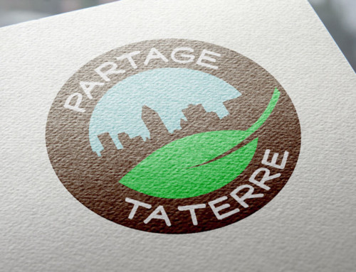 Logo Design for Montreal's Partage ta Terre
