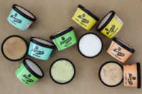 Mercuri Gelato Packaging Design Los Angeles