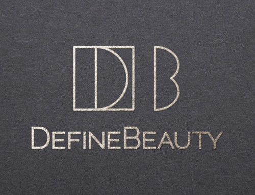 DefineBeauty Logo Design
