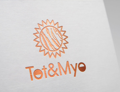 Logo Design for Tot & Myo