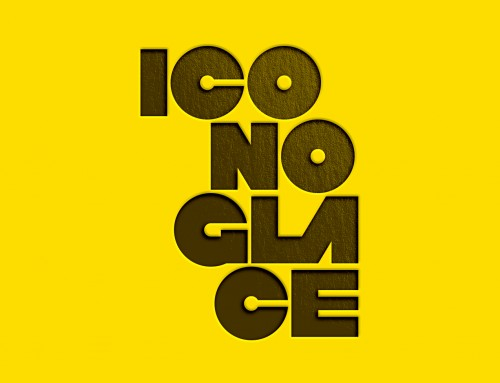 Logo Design and Visual Identity for Montreal-based Iconoglace